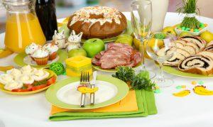 Tradizioni culinarie pasquali