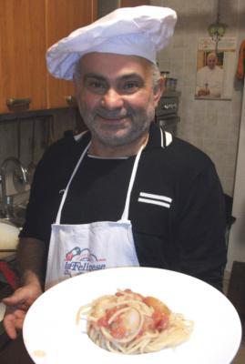 Spaghettoni all'annurca (video ricetta)