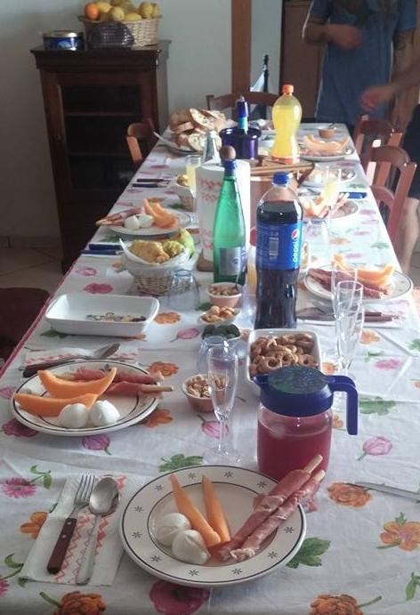Domenica a tavola con Lello